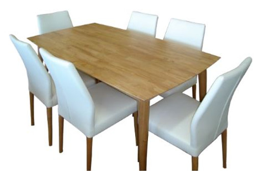 CONTEMPO DINING TABLE 1670(L) X 900(W)