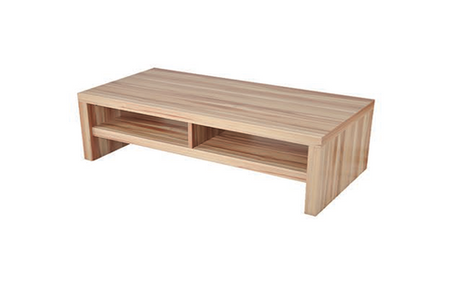 WENDY COFFEE TABLE-  1200(W) X 590(D) - NAKED CYPRESS