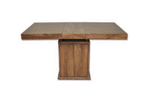 WINDSOR  EXTENDABLE  DINING TABLE   1400-1800(L) X 800(W) - ANTIQUE  OAK