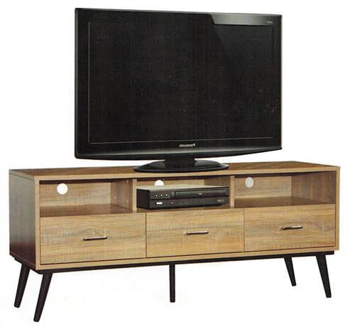 APOLLO TV ENTERTAINMENT UNIT - 530(H) x 1400(W)  GREY WASH
