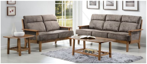 NOVA SOFA SET - 3+2 SEATER, COFFEE & LAMP TABLE PACKAGE