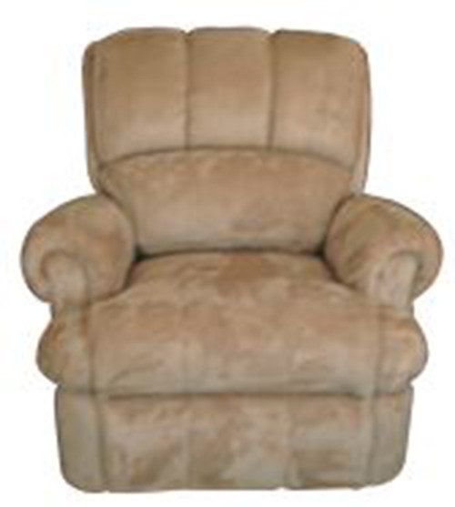 CLEVER LIFT UP CHAIR MICROFIBRE - SAND OR CHOCOLATE