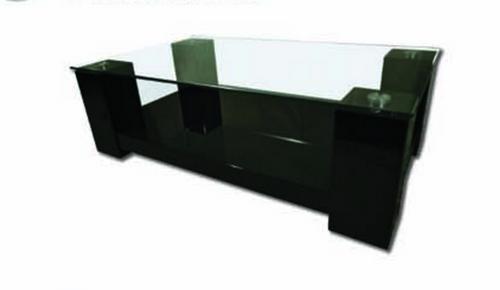 WINNIE RECTANGULAR COFFEE TABLE -   1380(W) X 800(D) - BLACK