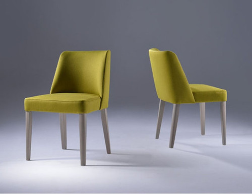 SEATTLE DINING CHAIR - DIAMOND LIME