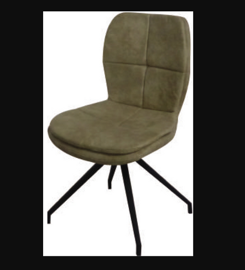 HARLEY DINING CHAIR - BEIGE OR CHARCOAL