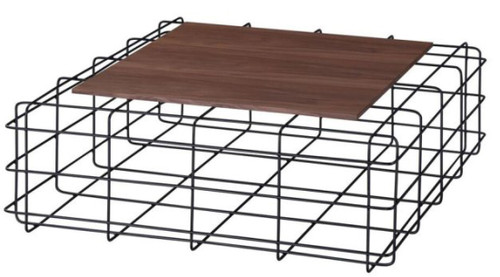 CUBO COFFEE TABLE - 915(W) X 915(D) - AS PICTURED