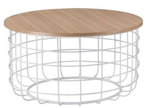 GABRIELA COFFEE TABLE -  800(W) X 800(D)