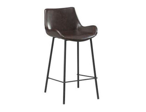 DURBAN BAR CHAIR - VINTAGE GREY OR VINTAGE DARK BROWN