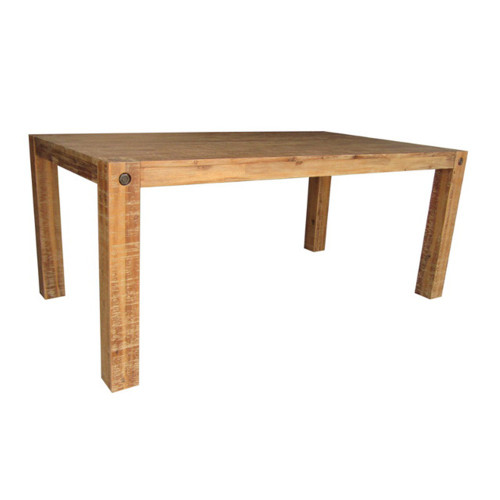 CITY DINING TABLE 1800(L) X 1000(W)- SMOKE BROWN