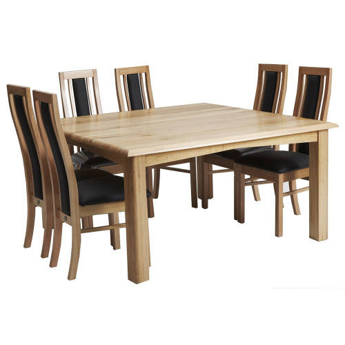 NULLABOR DINING TABLE 1800(L) X 1050(W)- NATURAL FINISH
