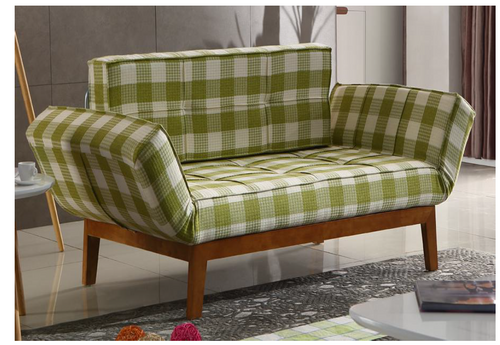 FORLANDO   (MODEL-4135)  SEATER  FABRIC CLICK CLACK SOFA BED   - ASSORTED COLOURS
