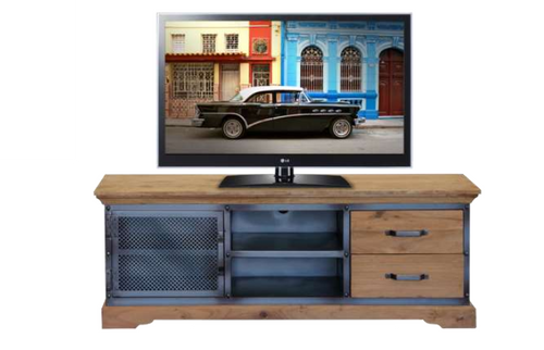 INDUSTRIE ENTERTAINMENT UNIT - 550(H) x 1450(W) - AS PICTURED