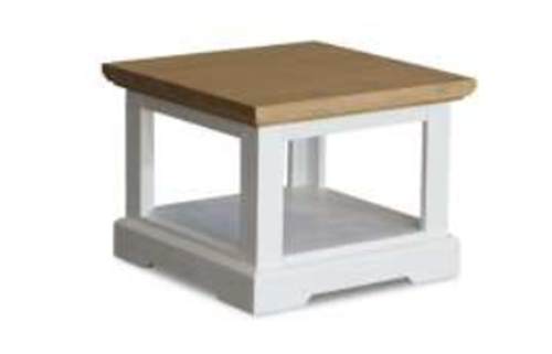 HAMPTONS LAMP TABLE 600(W) - BUFF