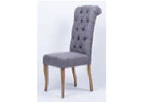 JANE (GK6003) FABRIC DINING CHAIR - AS PICTURED