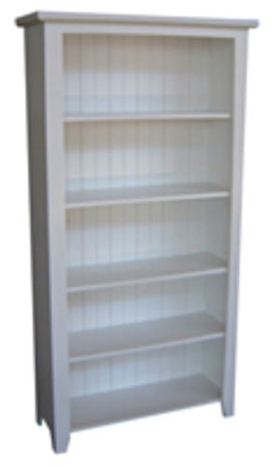 MANILLA 6 X 3 BOOKCASE - 1800(H) X 900(W) - PAINTED COLOURS
