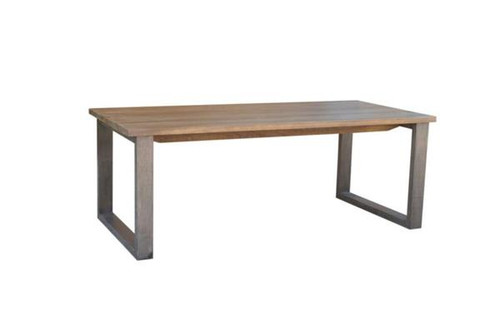 SOHO DINING TABLE 1800(L) X 900(W) - FRENCH GREY