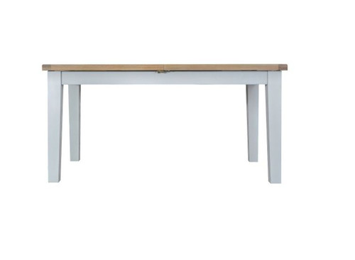 ARBETTA (TT-16BET) 1600/2100(L) X 900(W) BUTTERFLY EXTENSION DINING TABLE - TWO TONE