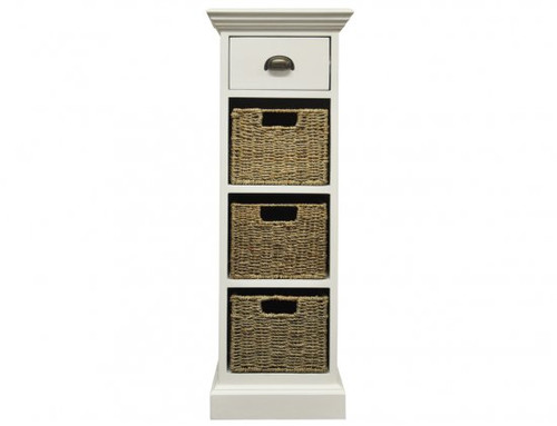 DELAN  (WW-082)  1 DRAWER & 3 BASKET UNIT