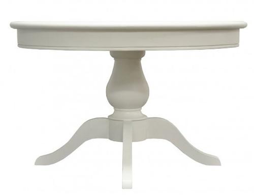 DELAN (WW-091)  ROUND TABLE - 780(H) X 1200 DIA - WHITE