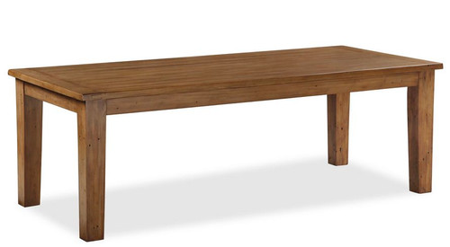 TACOMA  FIXED DINING TABLE - 1800(L) X 900(W) - CHESTNUT