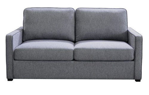 FLYNN  2.5  SEATER FABRIC SOFA BED
