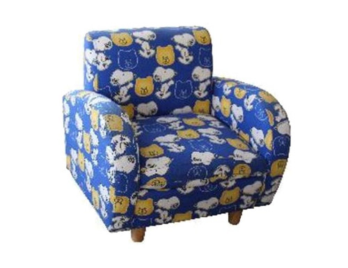 LE PETIT FABRIC CHILD'S  CHAIR - SNOOPY