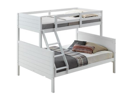 Double Single Bunk Beds Trio Bunks Online Furniture Bedding Store