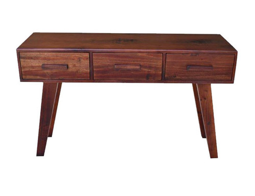 DENVER SOFA TABLE -  800(H) X 1300(W) X 350(D) - AS PICTURED