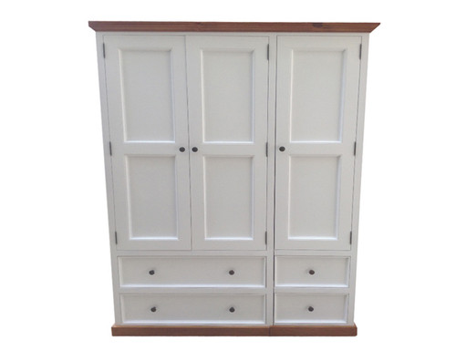 ANZAC 3 PIECE WARDROBE - WHITE