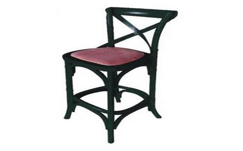BARISTA (VBR-013) LOW BAR CHAIR - SEAT: 660(H) - BLACK