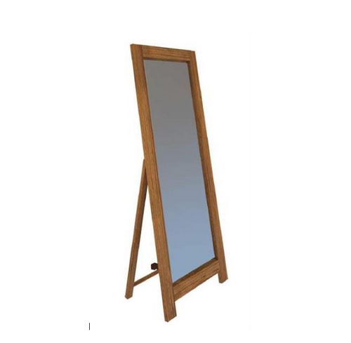 ALPINE CHEVAL MIRROR 1650(H) - GOLDEN WALNUT