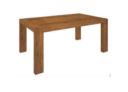 ALPINE DINING TABLE ONLY - 1800(L) X 1000(W) - GOLDEN WALNUT