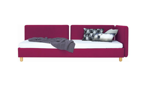 BRISKA  DAYBED WITH MATRESS -RUBY