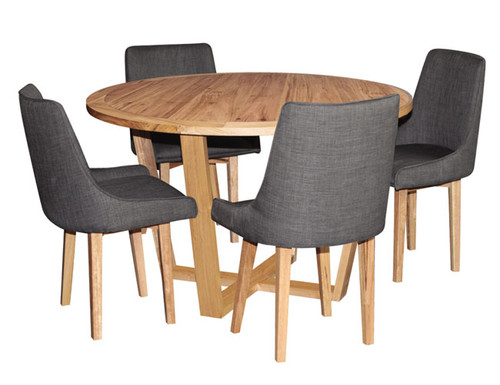 HUNTER DINING CHAIR- CLEAR FINISH
