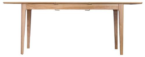 ROBINHOOD  (NT-12BET)  BUTTERFLY EXTENDING TABLE -1200/1650(L) X 900(W) - OAK