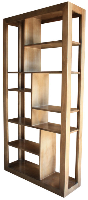 URBAN (AUSSIE MADE) SOLID TIMBER (#11) ROOM DIVIDER - ASSORTED STAINED COLOURS