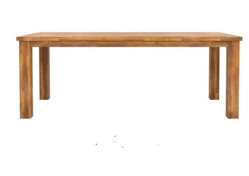 RICHMOND  ACACIA DINING TABLE 1800(L) X 900(W)  - CARAMEL