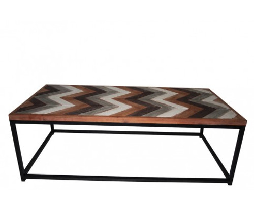 TORRES COFFEE TABLE 1220(W) X 580(D)- MULTI - COLOUR