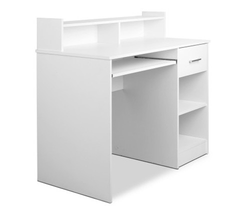 FREEMONA OFFICE COMPUTER DESK - WHITE