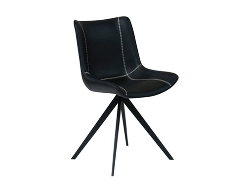 DAVID UPHOLSTERED  DINING CHAIR - (MODEL: 064-DC) - AS PICTURED