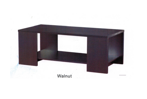 CUE COFFEE TABLE - 1200(W) X 600(D) - WALNUT