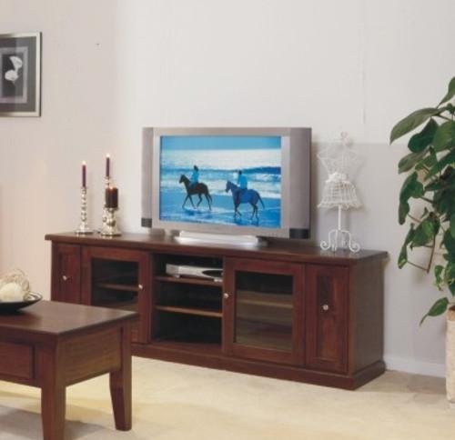 DINH TASSIE OAK LOWLINE TV UNIT - 630(H) X 1900(W) - CHOICE OF COLOURS