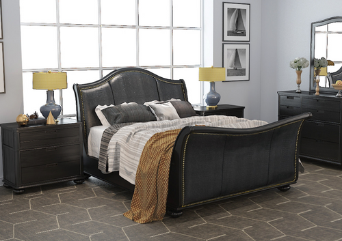 MALLEE  KING 3  PIECE (BEDSIDE) BEDROOM SUITE  -  AS PICTURED