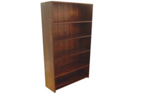 BUDGET BOOKCASE - 1800(H) X 900(W) - ASSORTED COLOURS AVAILABLE