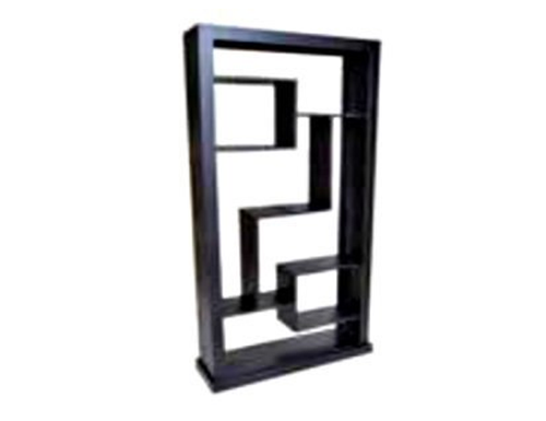 BOOKCASE / ROOM DIVIDER + 6 SPACES - 2000(H) X 1000(W) - ASSORTED COLOURS AVAILABLE