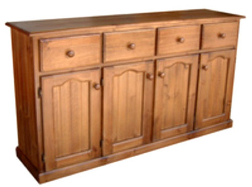 ARNCLIFF BUFFET 4 DOORS / 4 DRAWERS -  900(H) X 1660(W) - ASSORTED COLOURS AVAILABLE