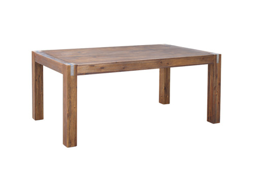 MATRIX RECTANGULAR DINING TABLE - 2100(L) X 1050(W)   - DESERT SAND