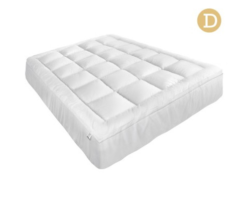 GISELLE DOUBLE  SIZE MEMORY RESISTANT MATTRESS  TOPPER