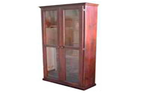 MUDGEE (6x3) LIBRARY UNIT WITH 2 DOORS - 1800(H) x 900(W) - ASSORTED COLOURS