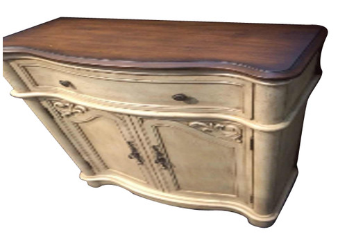 LARRY  TWO  DOOR  ONE DRAWER SIDEBOARD -BUFFET-  COLOUR AS PICTURED